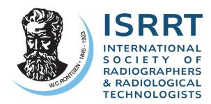 ISRRT e-Learning