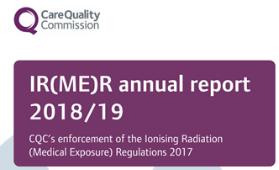 IR(ME)R annual report
