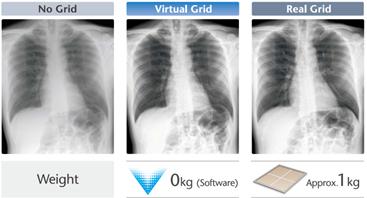 Fuji - virtual grid software comparison